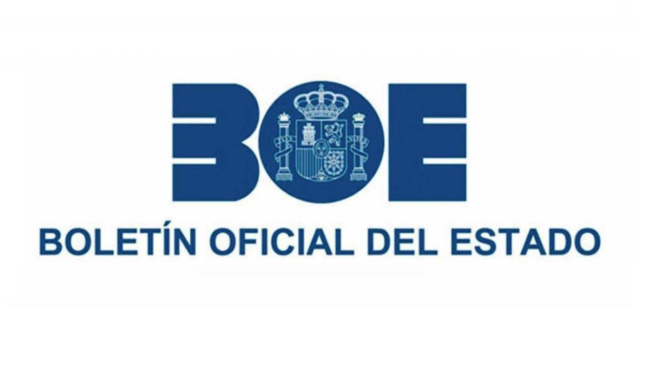 B.O.E. 30/05/2020