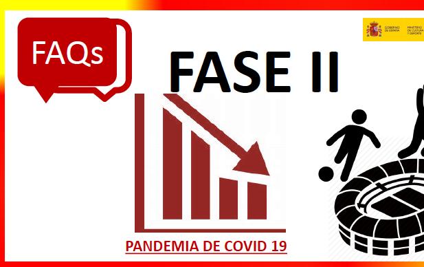 FAQS CSD FASE II