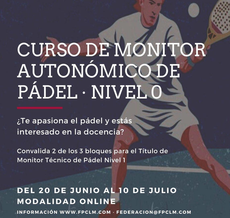 CURSO DE MONITOR NIVEL 0 ON-LINE