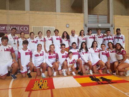 Selección de Menores de Castilla-La Mancha 2021