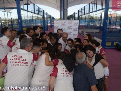 Lista definitiva de integrantes Selecciones  Absolutas para Cto. de España de Selecciones