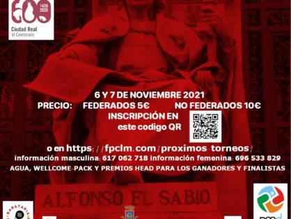 Torneo Circuito Alfonso X el Sabio IV Prueba