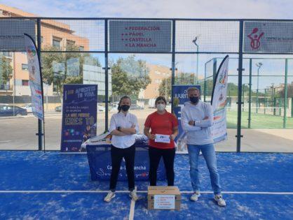 Exito rotundo del Torneo Benéfico Lantana en Ciudad Real