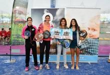 Open de Padel Barcelo 2017 final fem fed premios