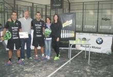Campeones Eduardo y Javier Romero