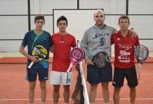Cuartos de Final Pedro Diaz y Diego Martinez- David Lozano y Antonio Fernandez