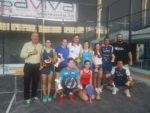 La prueba reina del pádel castellano manchego, el Campeonato Regional Absoluto, se disputó en la Escuela de Pádel Albacete