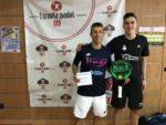 El Torneo Regional Absoluto de Pádel de Castilla La Mancha se celebró en Talavera de la Reina