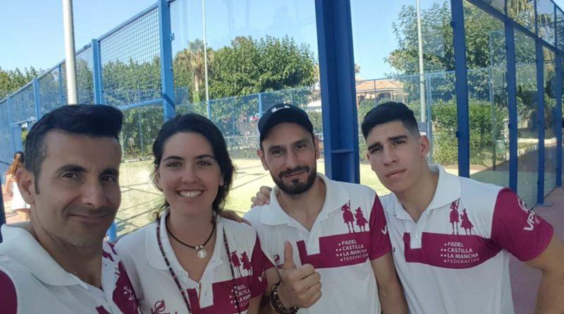 Los Técnicos de la FPCLM al servicio de nuestros menores en el Campeonato de España