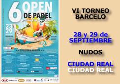 VI Torneo Federado Barceló